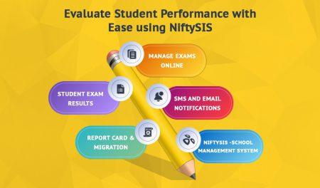 School ERP Software, School Exam Management System